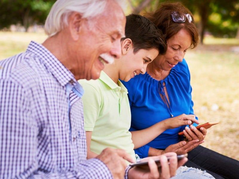 multi générations